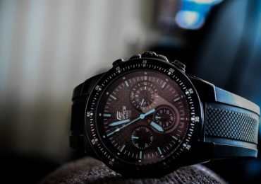5 'Anytime Anywhere' Casio Men Watches