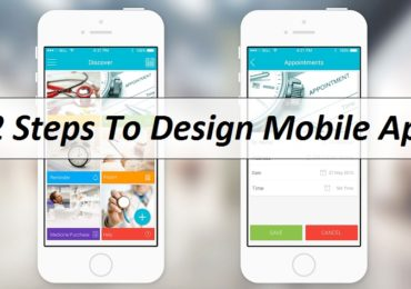 Steps For Mobile Application Designing