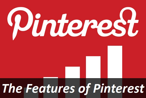 Advantages of Pinterest • Photo Submission & Sharing Site vs Social Networks
