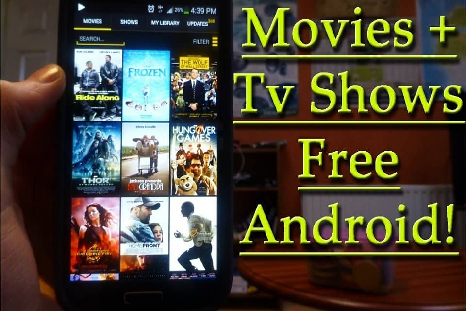 Android Apps To Watch Online Movies