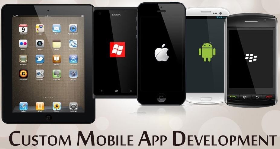Custom Mobile Application