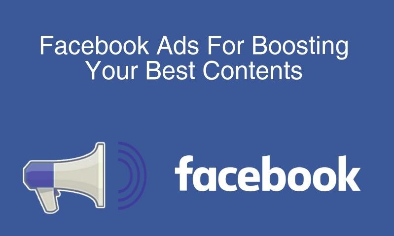 Facebook Ads For Promotion