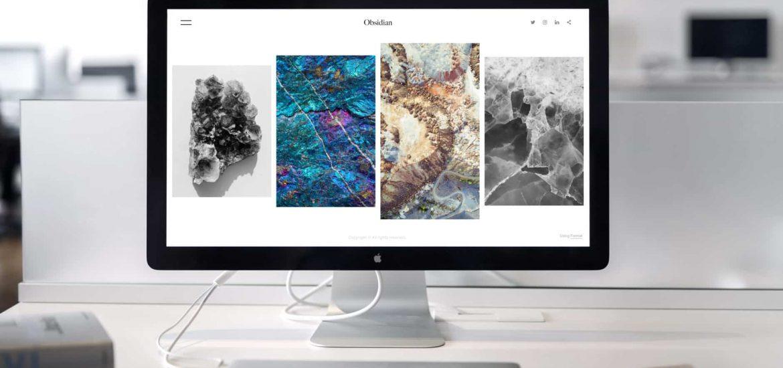 Visually Appealing Website