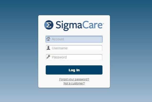 SigmaCare EMR System Software