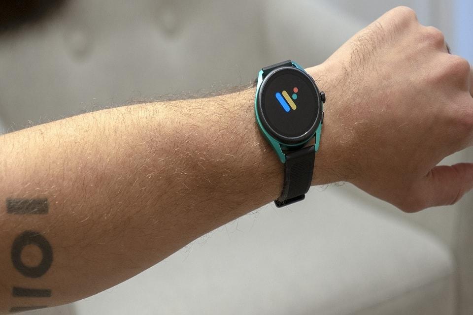 Emporio Armani Smartwatch 3 Review