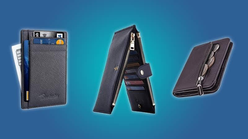 Travelambo RFID wallet