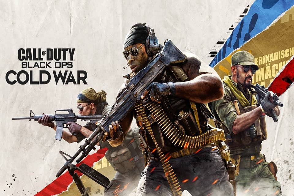 Call of Duty Cold War Outbreak