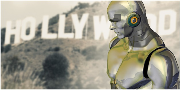 Artificial Intelligence penetrated Hollywood Movies