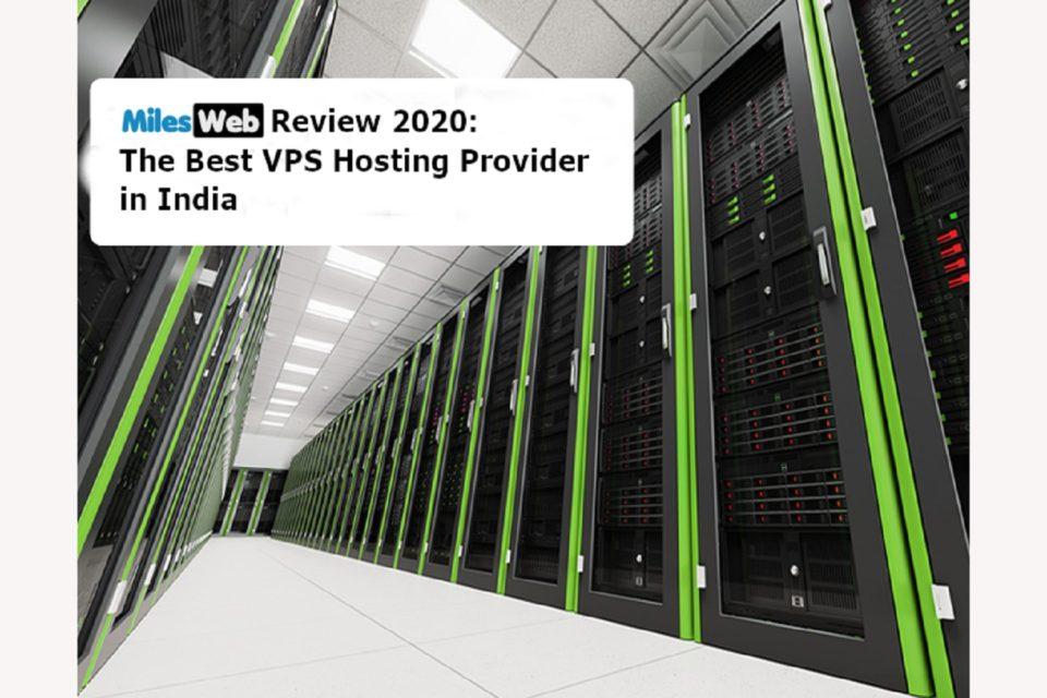 Best VPS Hosting Provider in India