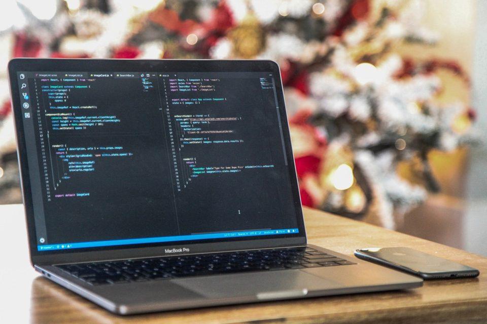 JavaScript website