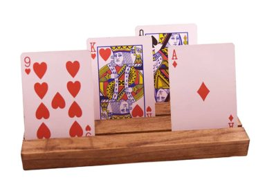 Play Card Games Securely