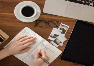 blogging outline