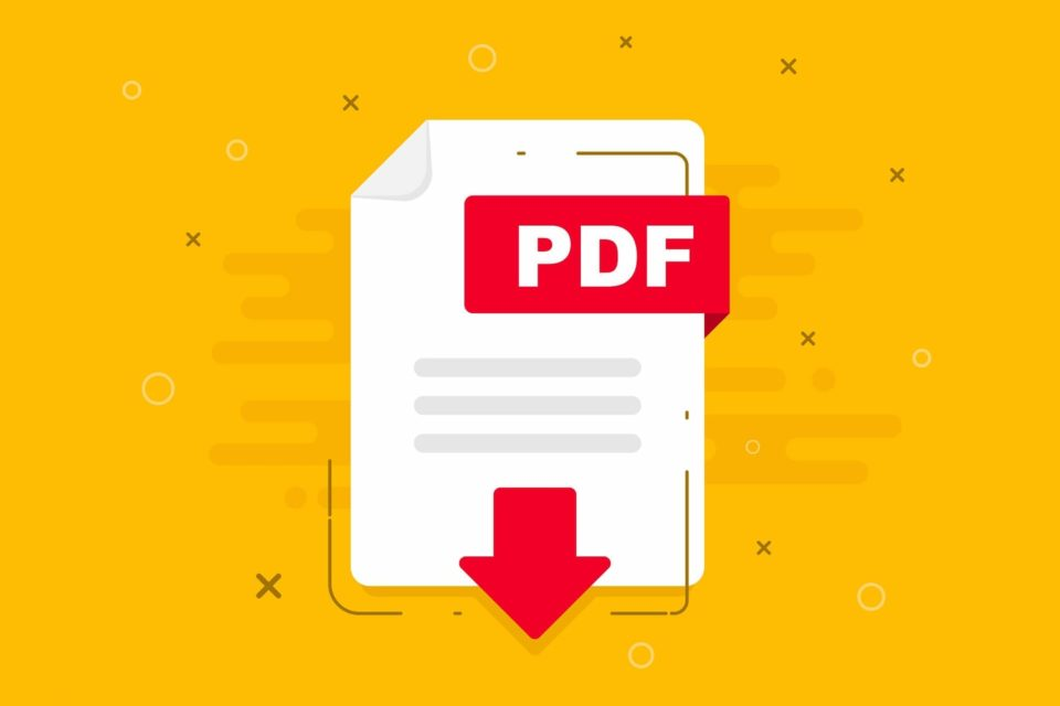 how to add page number to a pdf