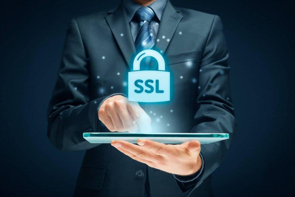 ssl certificate for Online Business